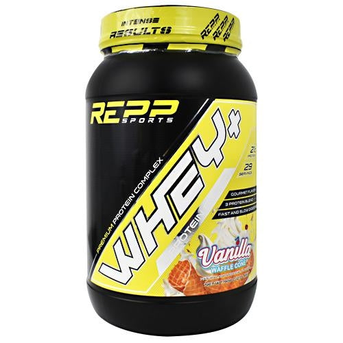 Repp Sports Whey Plus 2lb Vanilla