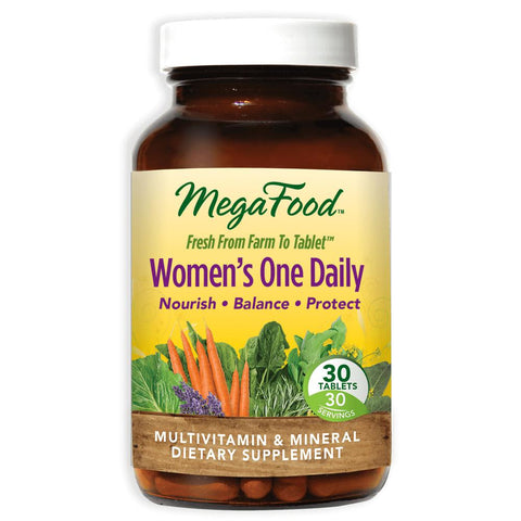 MegaFood Women's One Daily 30 Tablets