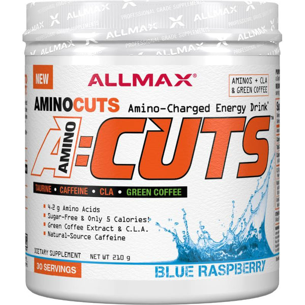 Allmax Nutrition A:Cuts 30 servingsBlue Raspberry