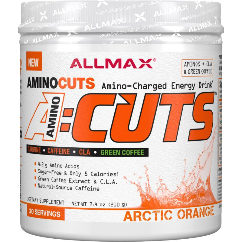Allmax Nutrition A:Cuts 30 servings Arctic Orange