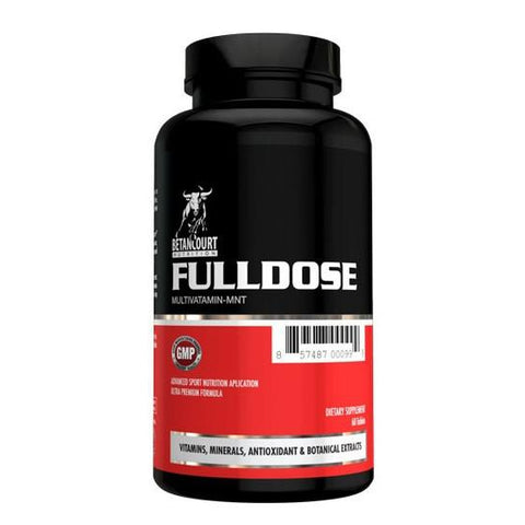 Betancourt Nutrition Fulldose (Multi Vitamin) 60T