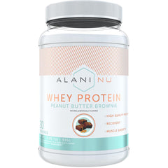 Alani Nutrition Whey Protein 30 Servings Peanut Butter Brownie