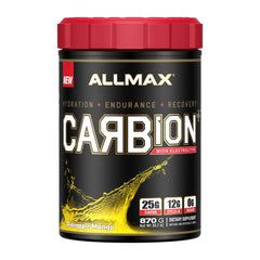 Allmax Nutrition Carbion 30 Servings Pineapple Mango
