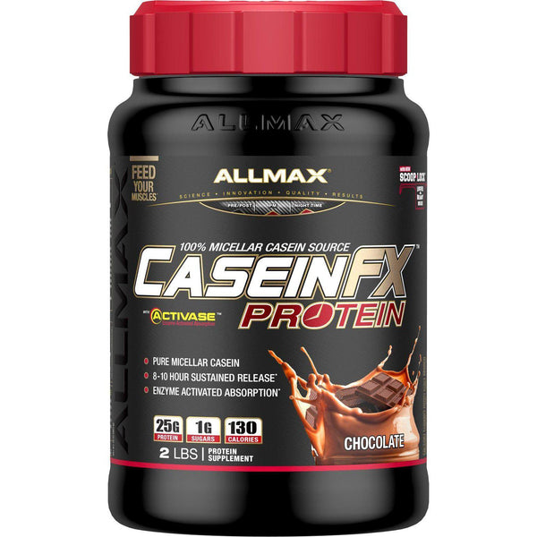 Allmax Nutrition Casein FX 2lb Chocolate