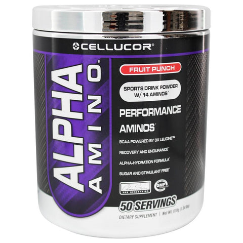 Cellucor Alpha Amino 50 Serving