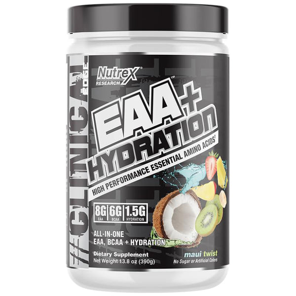 Nutrex EAA + Hydration Maui Twist 30 Servings