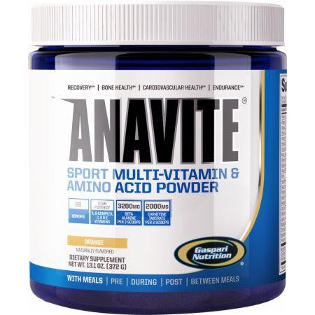Gaspari Nutrition Anavite Multi Vitamin 60 Serving