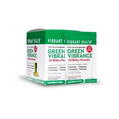 Vibrant Health Green Vibrance 15 Serving Packets