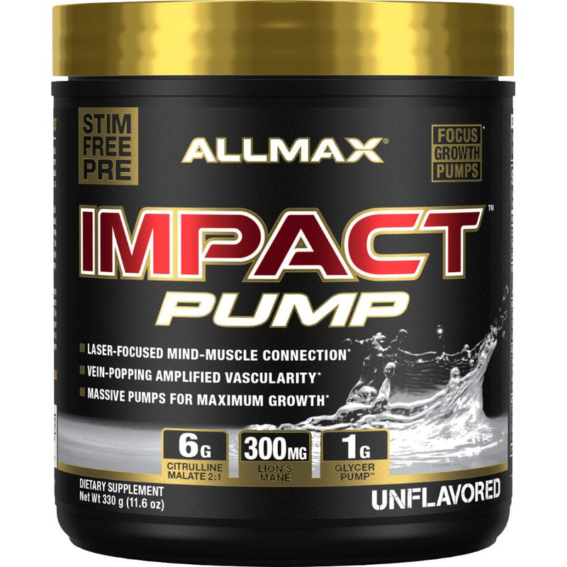 Allmax Nutrition Impact Pump Unflavored
