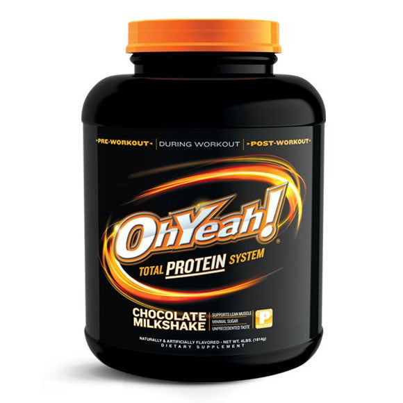 ISS Oh Yeah Protein 4lb - Discontinued