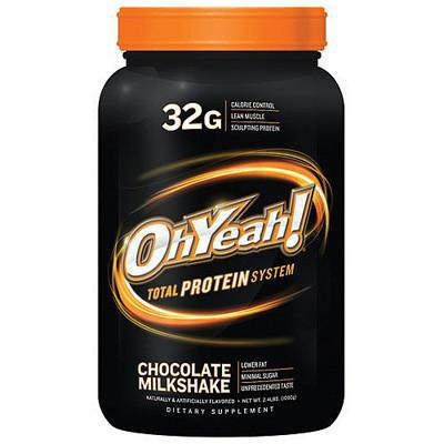 ISS Oh Yeah Protein 2.4lb - Discontinued