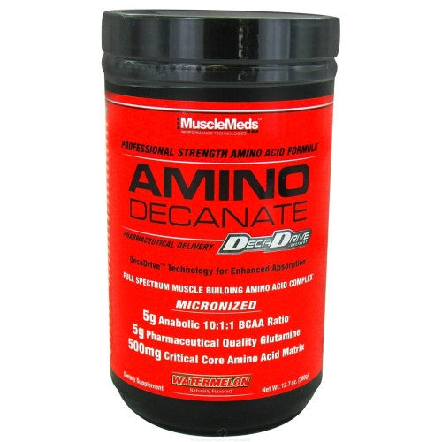 Muscle Meds Amino Decanate 12.7oz