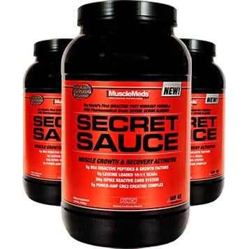 Muscle Meds Secret Sauce 2lb