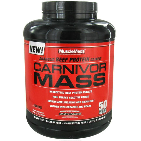 Muscle Meds Carnivore Mass 5.75lb