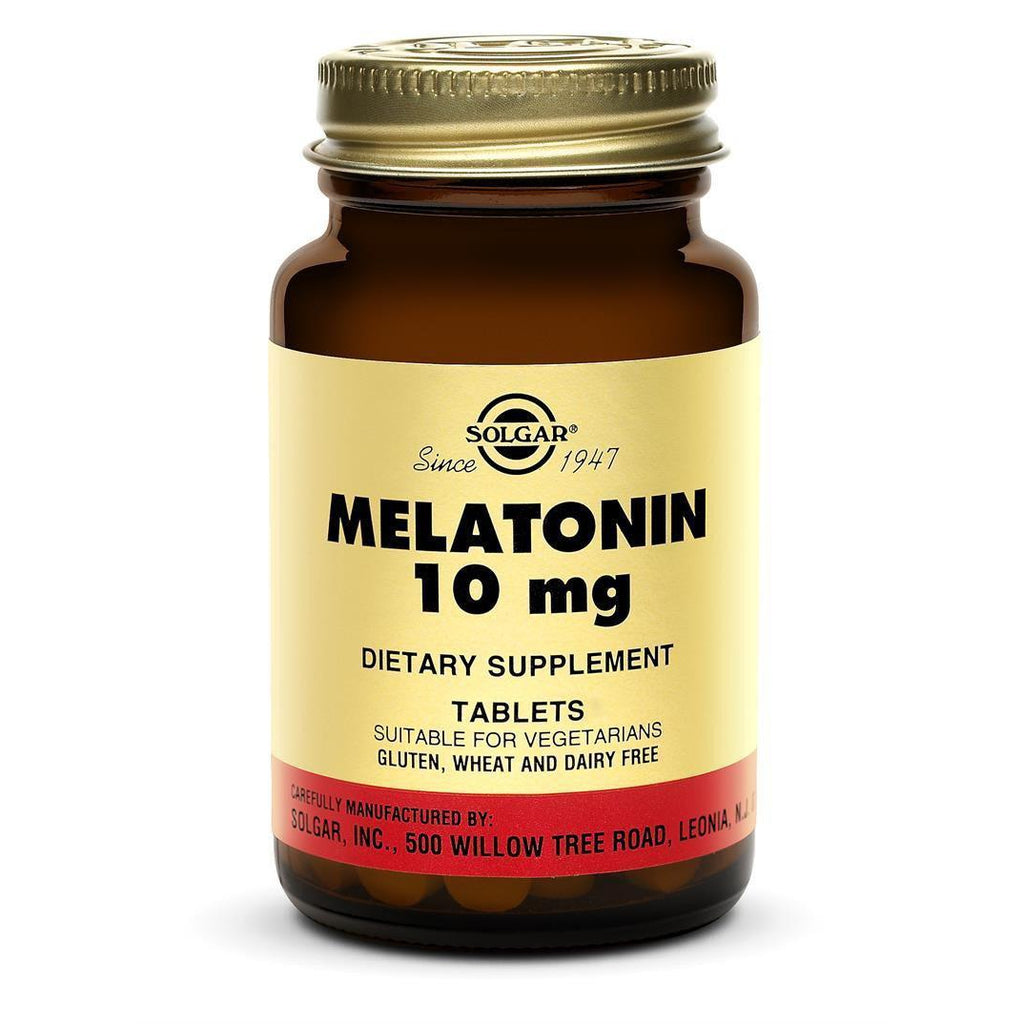 Solgar Melatonin 10mg 60 Nuggets