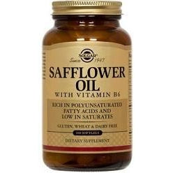 Solgar Safflower Oil With B6 100sg