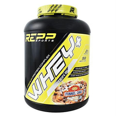 Repp Sports Whey Plus 4lb Funnel Cake