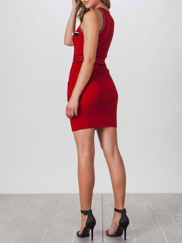 Julia Bodycon Mini Dress