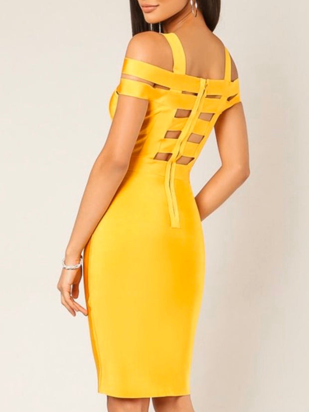 Honey Multi Band Dress