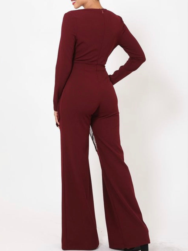 Sharon Sequin Jumpsuit