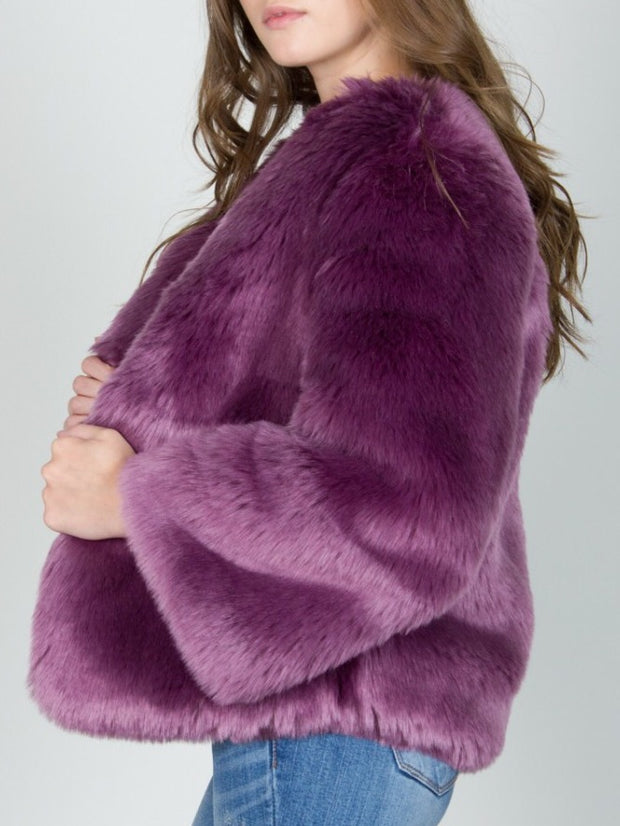 Miley Faux Fur Coat