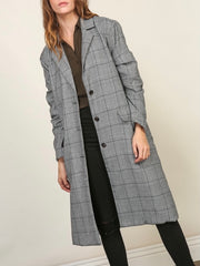 Cassie Long Body Coat