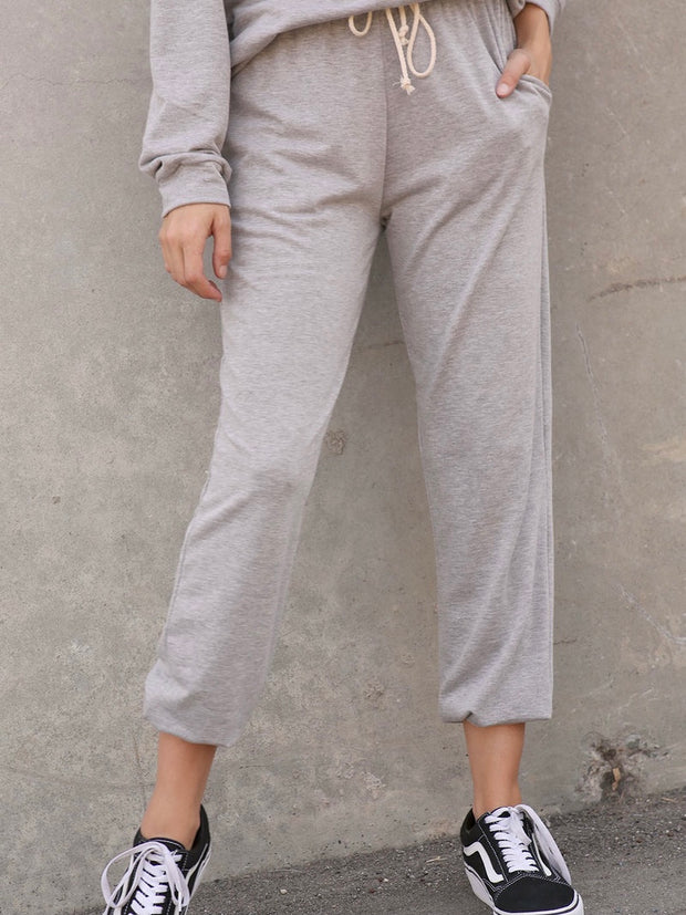 Gray Sabrina 2 Piece Set