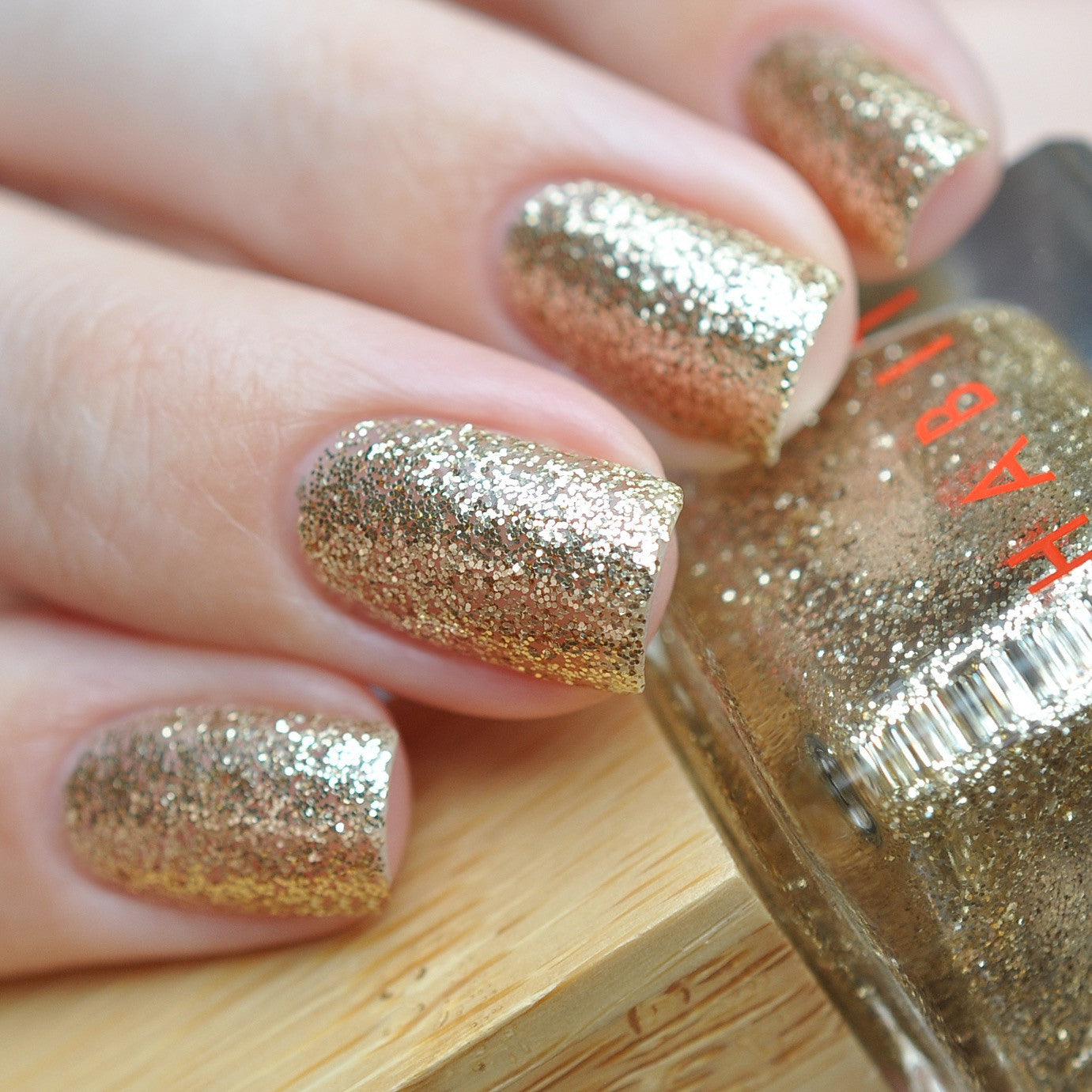 habit Cosmetics 31 PARIS IS BURNING Nail Polish