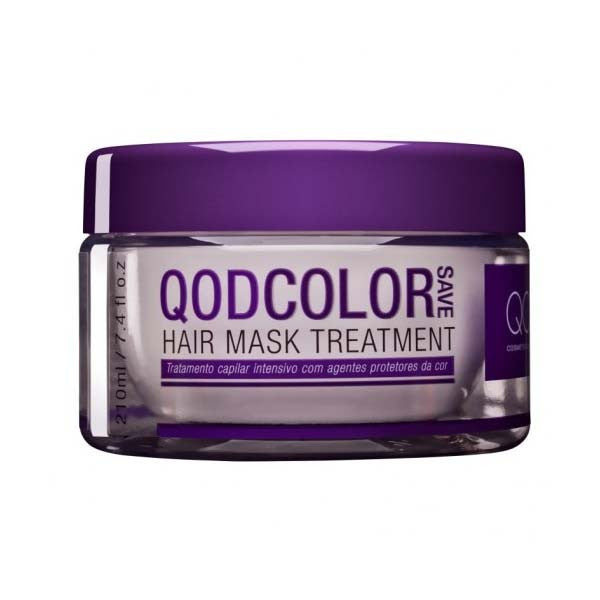 QOD Color Save Hair Mask 210G