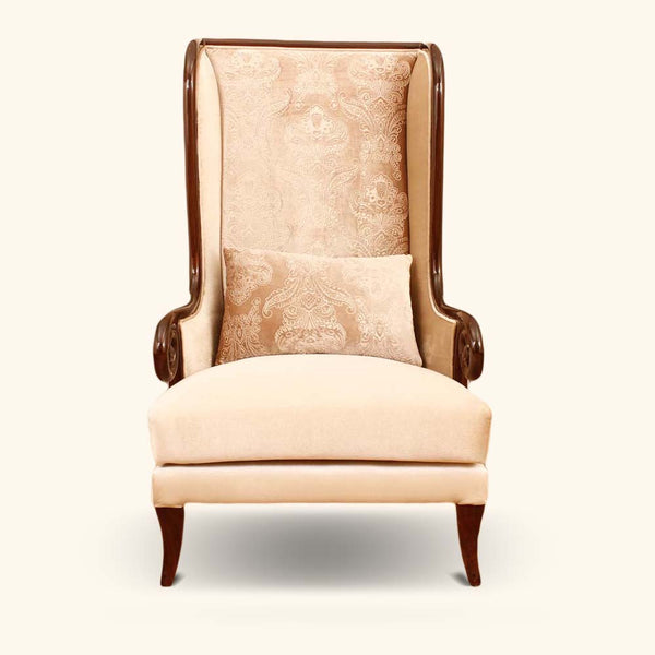 Touchwood Interior Wing Chair