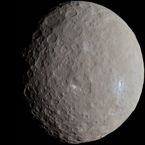 Ceres asteroid