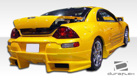 2000 Eclipse Rear Bumper
