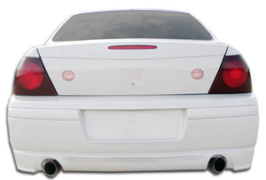 2002 Impala Rear Lip-Add On