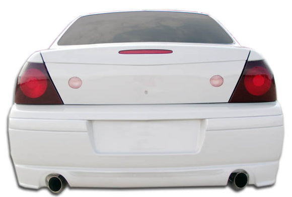 2005 Impala Rear Lip-Add On