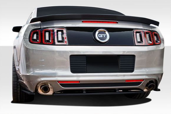 2014 Mustang Rear Lip-Add On