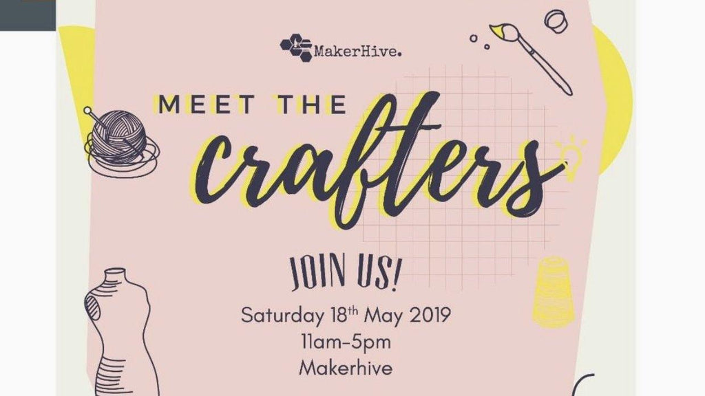 MakerHive X Studdedheartz - Meet the Crafter