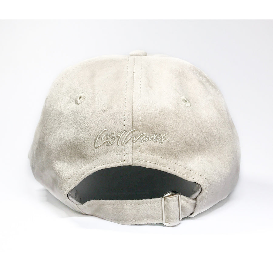 Stone Suede Cap - Lazy Waves