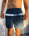 Elements Board Shorts - Lazy Waves