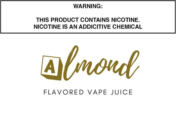 Almond Flavored E Juice