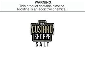 CUSTARD SHOPPE SALT NIC