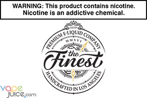 THE FINEST E-LIQUID