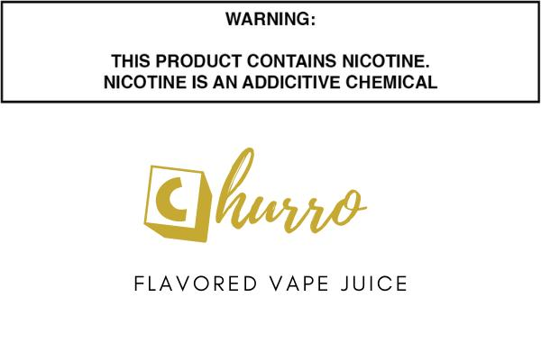 Churro Flavored E Juice