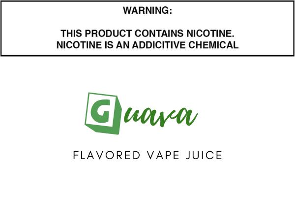 Guava Flavored E Juice