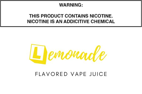 Lemonade Flavored E Juice