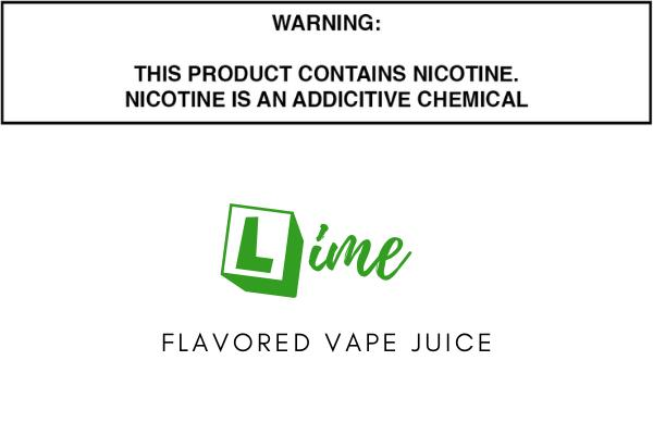 Lime Flavored E Juice