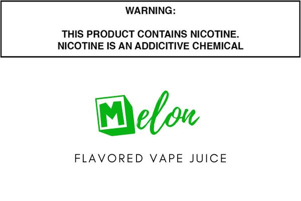 Melon Flavored E Juice