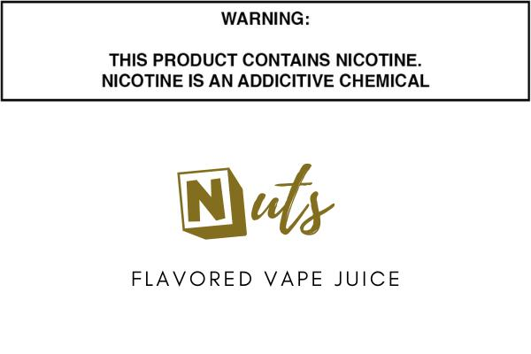 Nuts Flavored E Juice