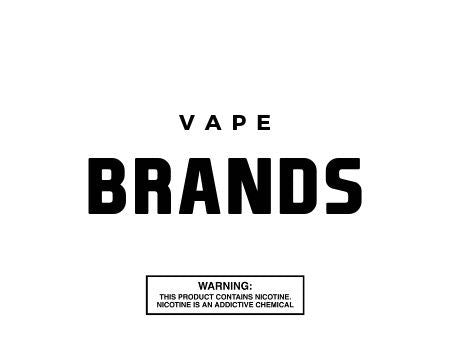 Vape Juice Brands