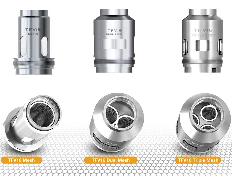 Mesh Coil Atomizer History