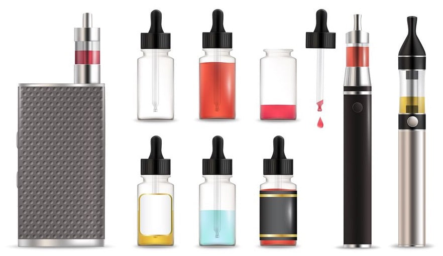 New E-Liquid Flavors